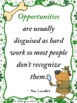 Inspirational Quotes for Back to School Bulletin Boards or