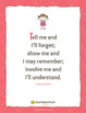 Inspirational Quotes Posters for Teachers - A4 Format