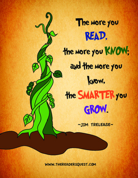 Inspirational Reading Quotes Posters