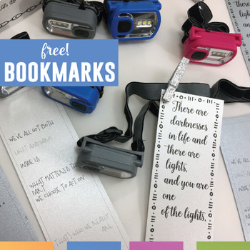 Inspirational and Community Building Bookmarks #LastMinute