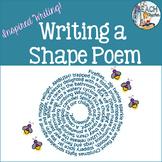 Writing a Shape or Concrete Poem
