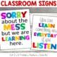 Inspiring Classroom Mini Posters