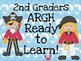 ...Graders ARGH Ready to Learn-Pirate Instadoor Decor or B