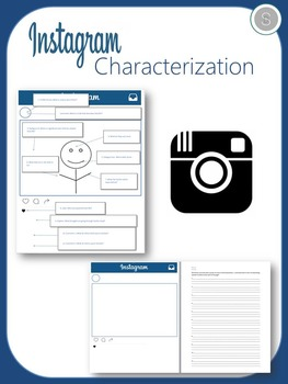 Instagram Characterization Activity