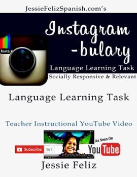 Instagram-bulary Language Learning Task