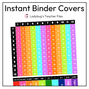 Instant Binder Covers