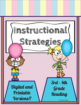 Instructional Strategies for Reading Digital and Printable