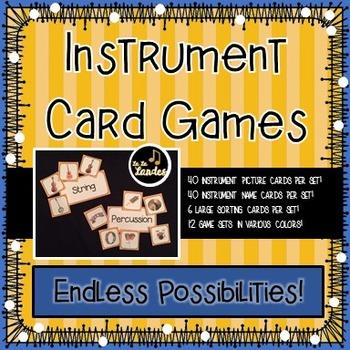 Instrument Game