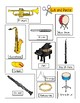 Musical Instruments of the Orchestra Student Portfolio