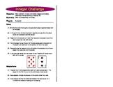 Integer Challenge