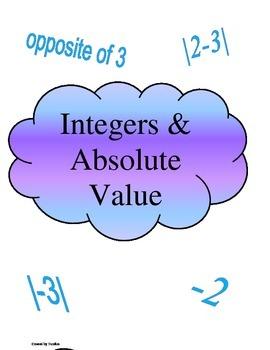 Integer File Folder Game Set