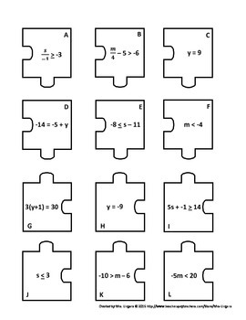 Integer Inequality & Equation Puzzles