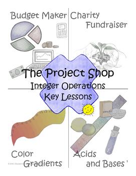 Integer Operations Montessori Middle School Key Lesson Bun