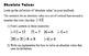 Integer Rules Stations