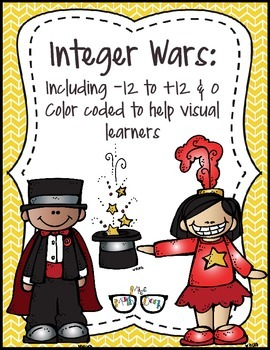 Integer War! An alternative to a deck of cards