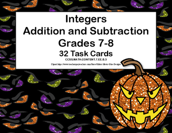 Integers-Adding and Subtracting 2 Or More Expressions-Grad