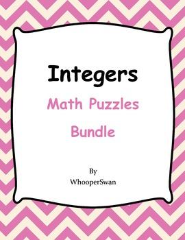 Integers Puzzles Bundle