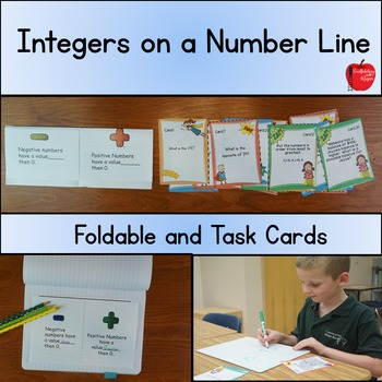 Integers: Absolute Value, Opposites and the Number Line