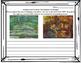 "Claude Monet ""The Japanese Footbridge"" Integrated Art Response"