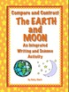 Integrated Science and Writing~Compare and Contrast Earth