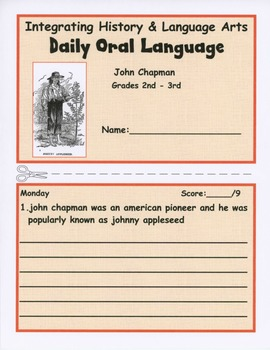 Integrating History and Language Arts: DOL