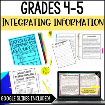 Integrating Information: Common Core Reading Unit {RI.4.9