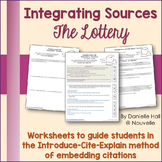 Integrating Sources - Direct Quote and Paraphrase - Jackso