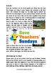 Intensive farming / Modern farming Lesson plan, Informatio