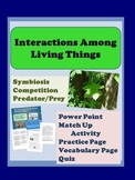 Interactions Among Living Things - Symbiosis, Competition,