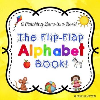 Interactive Alphabet Flap Book