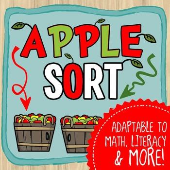 Interactive Apple Sort