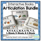 Articulation Interactive Books: Bundle