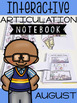 Interactive Articulation Notebooks for the YEAR {A Growing