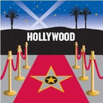 Interactive Attendance - Hollywood Theme