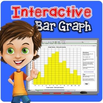 Interactive Bar Graph or Histogram