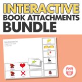 Interactive Book Attachments Bundle for Popular Children's