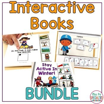 Interactive Book BUNDLE