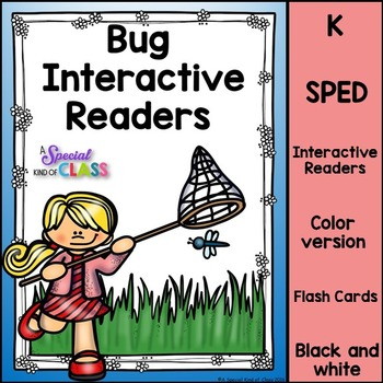 Interactive Book Bugs