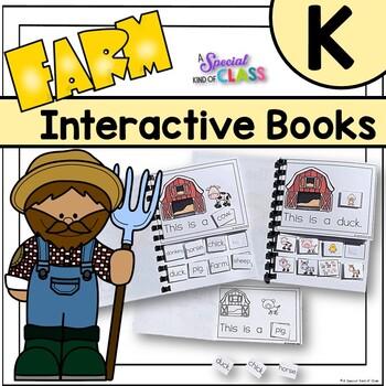 Interactive Book Farm