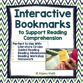 Interactive Bookmarks to Support Reading Comprehension {CC