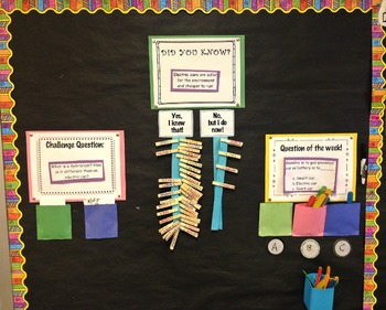 Interactive Bulletin Board