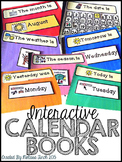 Interactive Calendar Books for Autism
