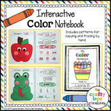 Interactive Color Notebook