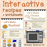 Interactive Cooking Lessons: Visual Recipes for Nachos and