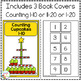 Interactive Counting Books 1-20: Christmas BUNDLE
