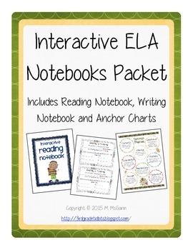 Interactive ELA Notebooks Packet
