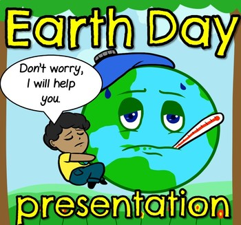 Interactive Earth Day and Conservation Presentation