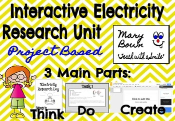 Interactive Electricity Research Unit