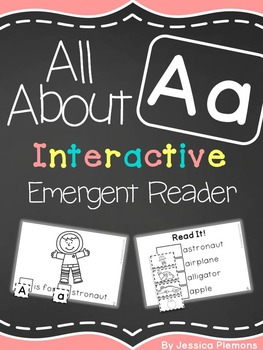 Interactive Emergent Reader: All About A