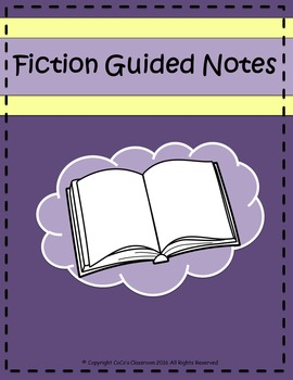 Interactive Fiction Presentation and Guided Notes